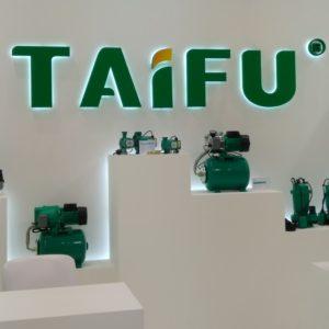 Логотип Taifu