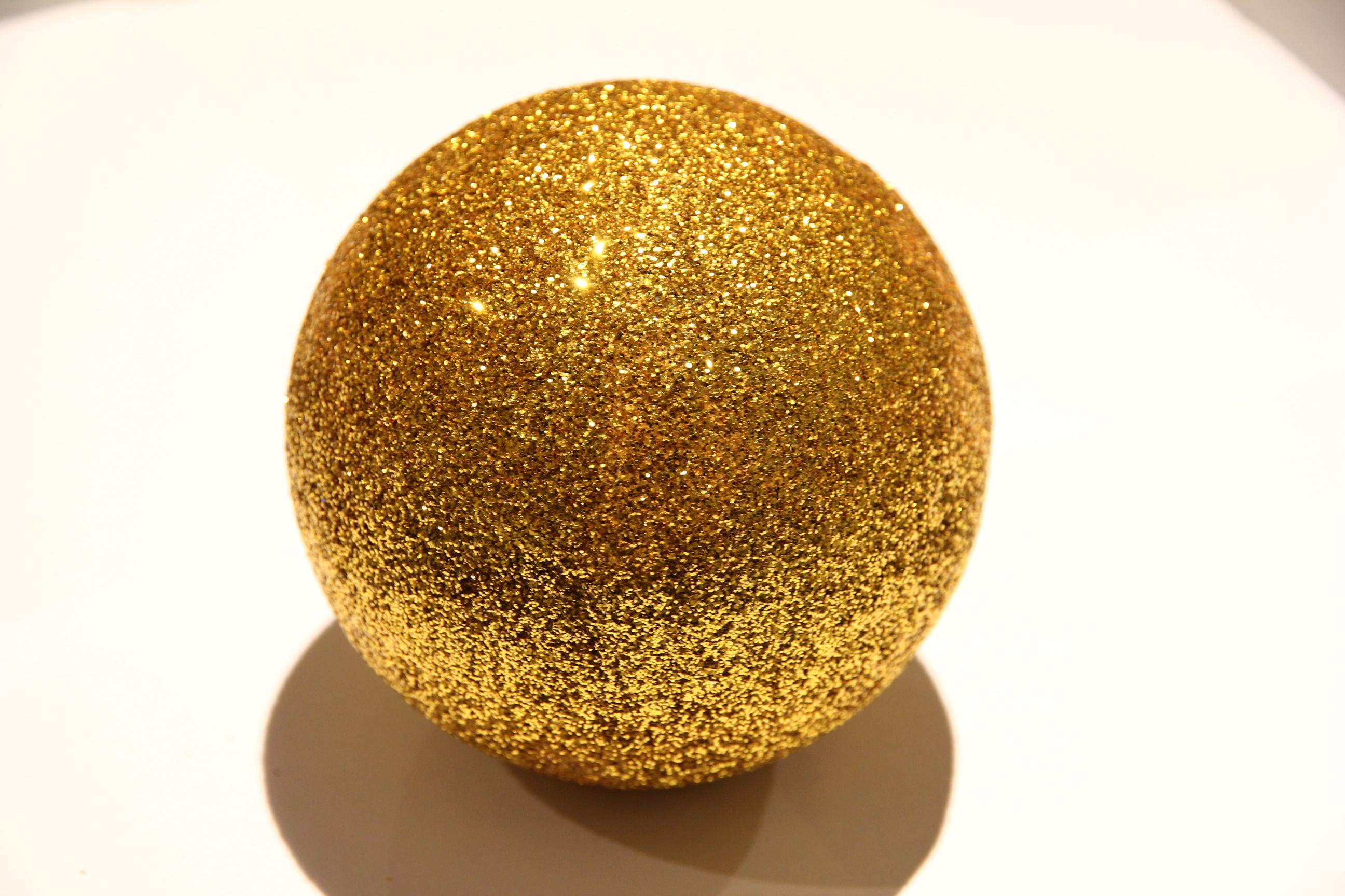 декоративные изделия из пенопласта – шар