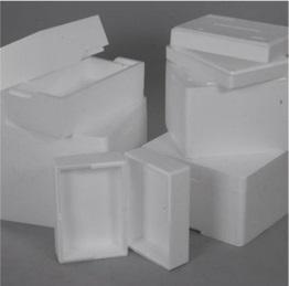 Упаковка из пенопласта для транспортировки