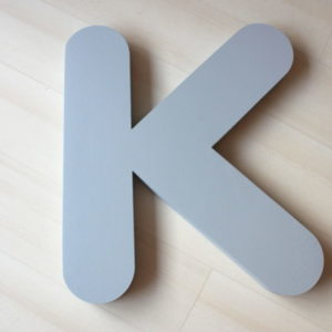 Буквы из стеродура
